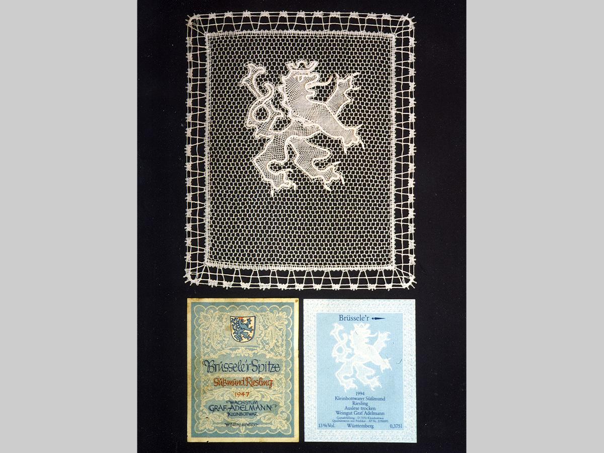 Wappen Graf Adelmann